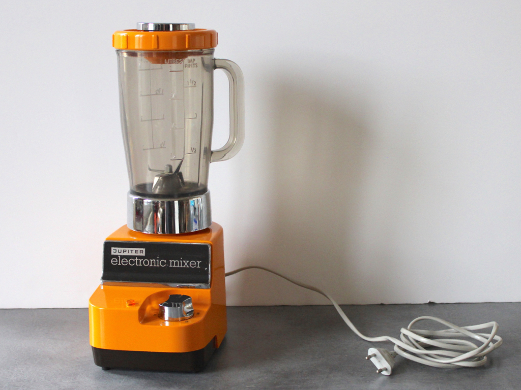 Blender- mixer-Jupiter-Seventies-Vintage