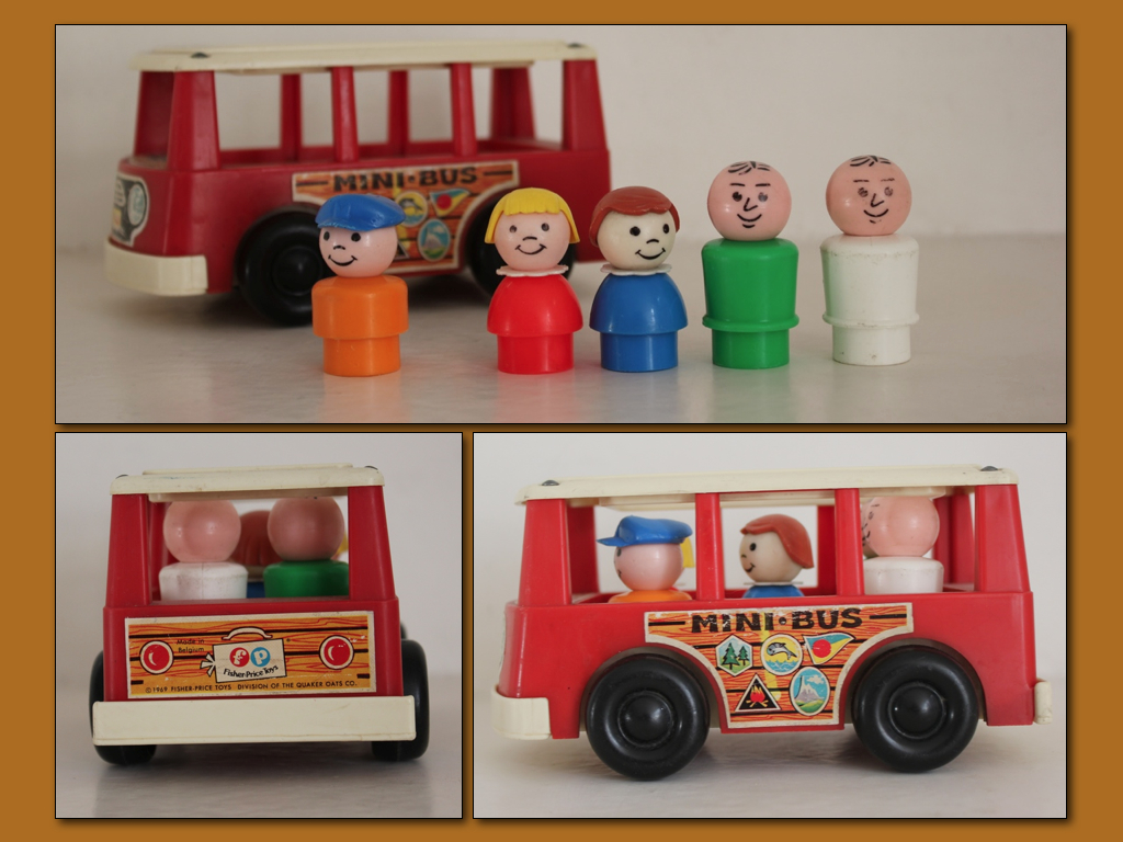 mini-bus-fisher-price-vintage