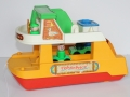 Ferry boat-Fisher Price-Vintage